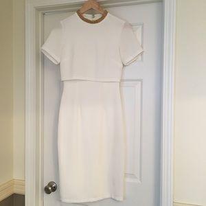ASOS white dress